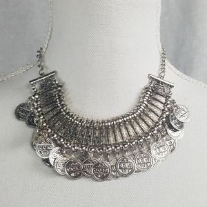 Macy's  silver necklace